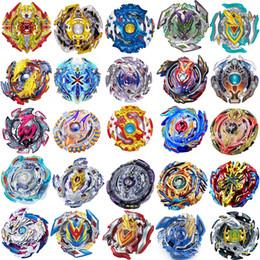Бейблейд-битвы онлайн-1PC Взрывные игрушки Beyblade без пусковой установки Arena 4D Лезвия Bey Toupie 2019 Битва за клин Металл Fusion Сражения Спиннер Созвездие