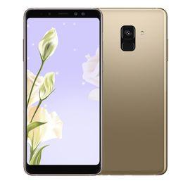 Wholesale Dual Sim Card Tv - Goophone A8 A8+ 1G RAM 8G ROM Quad Core TK6580 6inch 8Mp Camera 1440*720 Fingerprint Iris Optional 3G WCDMA Bluetooth WIFI Unlocked Phone