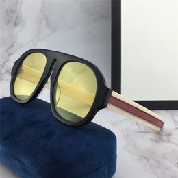 a36ae6575c Fashion designer sunglasses 0455 wholesale Large frame selling popular  protection eyewear top quality uv400 lens with original box inexpensive  stefano ricci