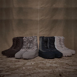 Wholesale Black Moon Boots - 2018 New Boost 950 Boot Kanye West Moon Rock Pirate Black Season 4 Women Mens luxury Running Designer Brand Shoes Trainers Sneakers Boots