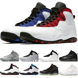 Designer 10 10s Cement Westbrook Hommes Chaussures de basket-ball Classe de 2006 Je suis de retour Cool Gris Noir Blanc Entraîneur Athlétique Sport Baskets Taille 41-47 ? partir de fabricateur
