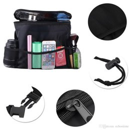 Wholesale Backseat Organizer - Car Cooler Bag Cooling Case Pouch Auto Car Seat Organizer Sundries Holder Multi-Pocket Travel Storage Bag Hanger Backseat Organizing Box