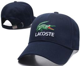 2019 cappelli maschi Berretti da baseball unisex di alta qualità Modello di  coccodrillo Regolabile Cappelli Snapback f77c7da4d103