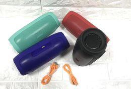 2019 jogador mp3 oppo Carga Sem Fio Bluetooth portátil 4 Speaker Mini Falante À Prova D 'Água Speaker Bulit-in Mic Handsfree Suporte TF Cartão USB Para Samsung Iphone