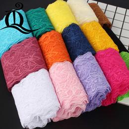Canada 5yard 8cm accessoires de vêtement couleur de dentelle exquise dentelle de qualité tissu avec élastique en dentelle élastique large 8cm dentelle élastique, ruban Offre