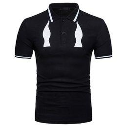 HD-DST 2018 новый шаблон мужская рубашка мода повседневная уникальный дизайн печати с коротким рукавом топы тройники cheap unique hd от Поставщики уникальный hd