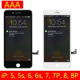 2019 мобильный телефон с лезвиями Для iPhone 6S 6S Plus 7 7 Plus ЖК-дисплей Замена сенсорного планшета с рамой Полная сборка