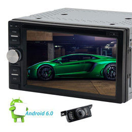Wholesale mirrors audio - EinCar Android6.0 Car DVD Player in Dash GPS Navigation Car Stereo System Automotive Audio Video Headunit USB SD Bluetooth Mirror Link WIF