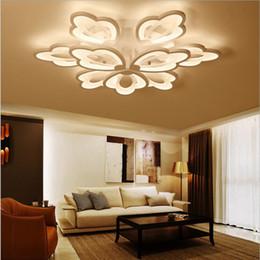 2019 glas-industrie-schlafzimmer pendelleuchten FULOC moderne Deckenbeleuchtung Fernbedienung Dimmen Moderne LED Deckenleuchte Für klassische Deckenleuchte für Schlafzimmerleuchte