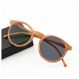 502f12bb8487e Gafas de lectura de grano de madera retro Gafas de lectura fotocromática de  sol progresivo Gafas de pestañas de presbicia anti fatiga Gafas multifunción