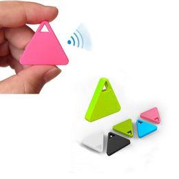 2019 mp3-плеер 1g Портативный Bluetooth трекер GPS локатор Antilost тег сигнализация для автомобиля домашние животные ребенок новый