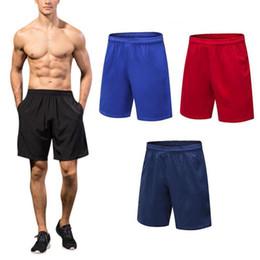 2019 vêtements de volleyball Nouveau tennis volley-ball gym-vêtements trianing football court court-circuit hommes basket-ball gym sport pantalons courts