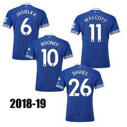 18 19 Evertone soccer jerseys 2018 2019 ROONEY Klaassen Keane Mirallas  SANDRO Coleman home away SIGURDSSON everton WALCOTT Football Shirts c234faf66