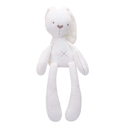 baby toys new Promo Codes - Plush Long Legs Bunny Plush Toy Baby Soothing Companion Doll Soft And Comfortable Cute Rabbit Filled Doll Birthday Holiday Gift