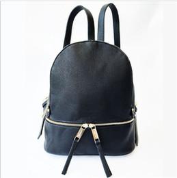 Красные дизайнерские сумочки онлайн-Горячие продажи рюкзаки дизайнер 2018 Мода известный бренд женщины леди черный красный рюкзак сумка путешествия сумки рюкзаки подвески бесплатная доставка