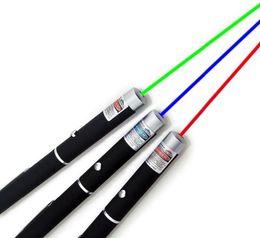 15cm grande puissance puissant vert bleu violet rouge stylo pointeur stylet faisceau lumière allume 5mW professionnel haute puissance laser 532nm 650nm 405nm ? partir de fabricateur