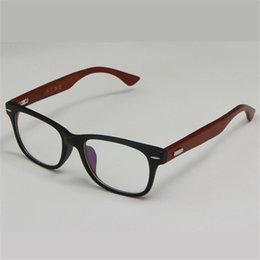 1e033c90f54 Stylish Handmade Wooden Glasses Frame Green Natural Wood Bamboo Eyeglasses  Frames Vintage Spectacle Frames Black Brown Colors inexpensive stylish  eyeglass ...