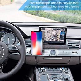 лучший универсальный телефон крепление для автомобиля Скидка Новый запас питания автомобильное зарядное устройство держатель мобильного телефона автомобильный держатель мобильного телефона многофункциональный USB автомобильное зарядное устройство держатель мобильного телефона