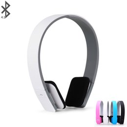 Wholesale Free Computers - Wireless headset Stereo service Bluetooth computer mobile phone earphone hands-free mobile wireless Bluetooth headset free shipping
