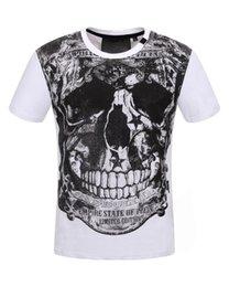 Wholesale Fashion Clothing Summer Youth - 2018 New Summer Brand Clothing O-neck Youth Men's T-shirt Printing Hip Hop T-shirt 100% Cotton Fashion Medusa Men Short Sleeve T-shirts