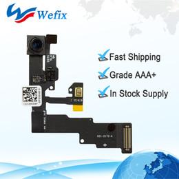 "Wholesale Flex Cabling - High Quality Front Facing Camera Proximity Light Sensor Flex Ribbon Cable iPhone 5 5s 5c 6 Plus 4.7 "" 5.5 "" 6S plus"