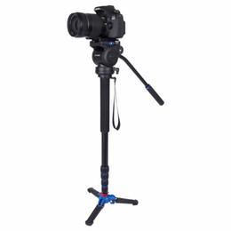 Canada vente en gros trépied monopode caméra trépied léger 67