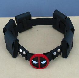 Wholesale Sexy Animal Cosplay - ccessories Sashes lady acessorios deadpool costume belt sword women accessories swords adult cosplay movie 3d halloween costumes for men ...