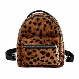2019 mochilas de niña para leopardo escolar Fashion Leopard Worldwide Mochila Mochila escolar para niños Mochilas Totalmente impresa Equipaje Bolsa de viaje Escuela para estudiantes mochilas de niña para leopardo escolar baratos