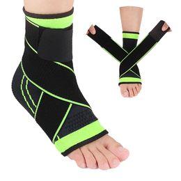 Calcetines calientes online-Soporte de correa de tobillo unisex para adultos, baloncesto, fútbol, bádminton, protector de seguridad, protector de tobillo, calcetines calientes, tamaño libre