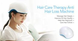 2018Top satış Güzellik Saç dökülmesi ve İnceltme saç tedavisi için saç büyüme kask kask nereden