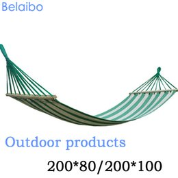 Wholesale Swings Chairs - New outdoor products Camping hammock Swing hammock hook thickening single double Hanging chair chair Furniture