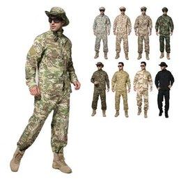 Costume de l'armée en Ligne-Kryptek Mandrake uniforme de camouflage SHIRT PANTS costume tactique camo armée tactique