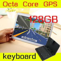 mtk6592 4gb ram tablet Скидка Оптовая продажа-10 дюймов планшет 1280X800 IPS 8 окта ядро 4 ГБ оперативной памяти ROM 128GB 3G mtk6592 Dual SIM-карты телефонный звонок Android Tablet PC GPS Mini 5.1