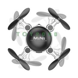 2019 kamera rc ebene Faltung Mini-Vier-Achsen-Flugzeug Wi-Fi Echtzeit-Luftbildfotografie unbemanntes Luftfahrzeug fixiert hohe Deformation Fernsteuerungsflugzeug