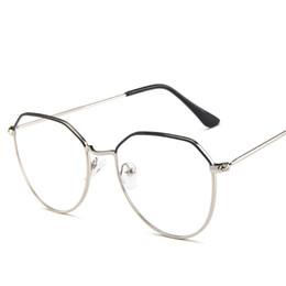 429560b540 Gafas de titanio Marco Hombres Ultraligero 2018 Nuevas mujeres Vintage Gafas  graduadas redondas Marco óptico retro Gafas sin tornillos rebajas marcos ...