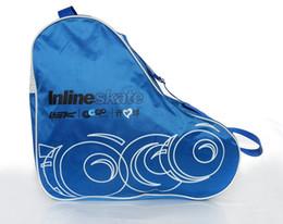Mouse de uma peça on-line-One Piece Crianças Adulto Inline Roller Skate Bag Portátil Carry Bag Ombro Grande Capacidade Mouse Presente 3 Cores