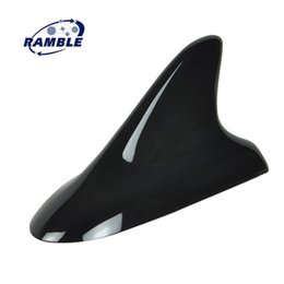 accessories camry Coupons - For Toyota Camry Shark Fin Decoration Antenna Car Roof Accessories White Red Silver Black