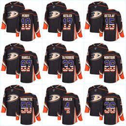 Wholesale Ryan Kesler - USA Flag Stitched Anaheim Ducks Hockey Jerseys 33 Jakob Silfverberg 17 Ryan Kesler 10 Corey Perry 15 Ryan Getzlaf 67 Rickard Rakell