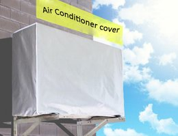 Wholesale conditioner covers - Free Shipping Waterproof Sunscreen and Dust-Proof Air Conditioner Cover Air Condition Mantle