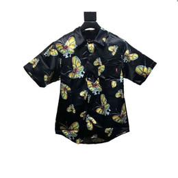 T-shirt alla moda delle donne online-Maglietta stampa t-shirt 18SS Tee Retro High Street Comfort T-shirt manica corta a maniche corte per uomo e donna trendy HFSSTX063