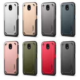 Wholesale Reliable Gold - Hybrid Armor Reliable Back Case Heavy Duty Slim cell Phone Cover for Samsung Galaxy S9 S9Plus
