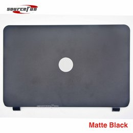 """Wholesale 15 laptop screens - For 15-G 15-R 15-T 15-H 15.6"""" 749641-001 AP14D000100 Laptop Top LCD Back Cover LCD Bezel Cover  Hinges Screen line Cable"""