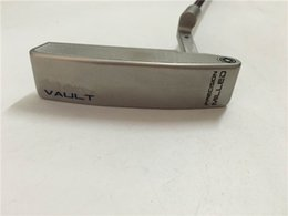 Wholesale golf clubs brand - Brand New ANSER 2 VAULT Putter ANSER 2 Golf Putter Golf Clubs 33 34 35 Inch Steel Shaft With Head Cover