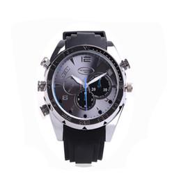 Wholesale Wrist Watch Camera Night - Wrist Smart Watch Spy Camera Women Man Gift HD 1920x1080P Infared Night Vision Mini Watch DV Camera Built in 16 32GB