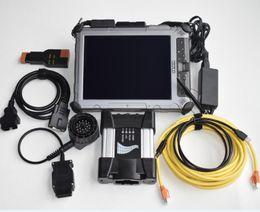 tablette korea Rabatt Neue Ankunft für BMW ICOM NÄCHSTES A + B + C Selbstdiagnose-Programmierwerkzeug mit IX104 Tablet 2019.03 win7 SSD