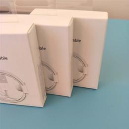 Canada 10pcs / lot 3.0mm 1m / 3ft AAAA Qualité Tressé Câble USB Chargeur de données Sync Chargeur Pour iPhone X 8 7 6 6 6 plus 5s 5c avec boîte de vente au détail Offre