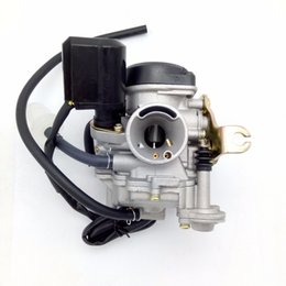 New 18mm PD18J Carb Carburetor For GY6 50CC 139QMB 139QMA Scooter Jonway 50cc