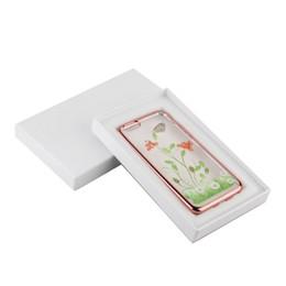 30 pcs En Gros Universal Hard Paper Box Personnalisé LOGO Impression Package pour Mobile Phone Case pour iPhone X 7 Plus De Luxe Cadeau Box ? partir de fabricateur