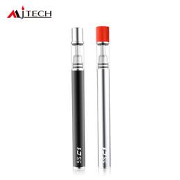 Wholesale ecigarette pen - Ceramic coil Disposable ecigarette open vapor Authentic 5S cc vaporizer pen cartridges thick oil vape tanks better airflow