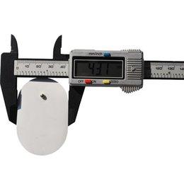 6 unids / lote (3 par) Nuevo Durable Diez Pastillas de Electrodos Para Terapia Digital Máquina de Acupuntura Masajeador Reemplazo de Pad Saludable desde fabricantes